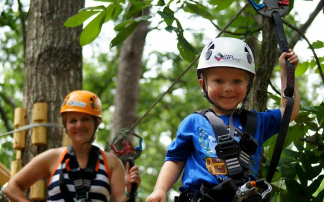 Canopy Challenge Course