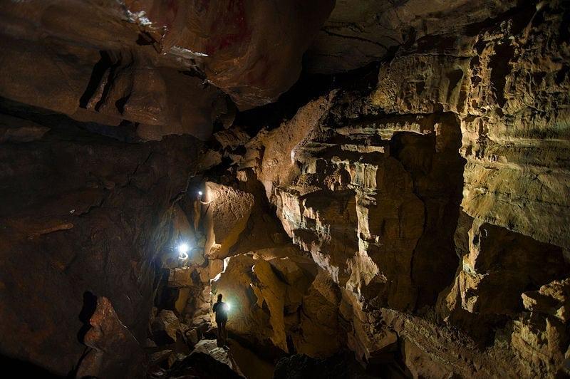 Petty John's Cave